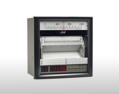 Enregistreurs de température modèles KH 60-6/12 et KL 60-6