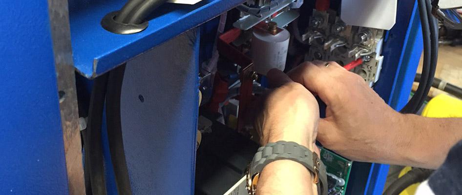 Maintenance et réparation