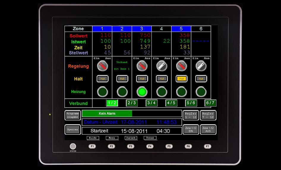 Système de régulation DIGIT 1000