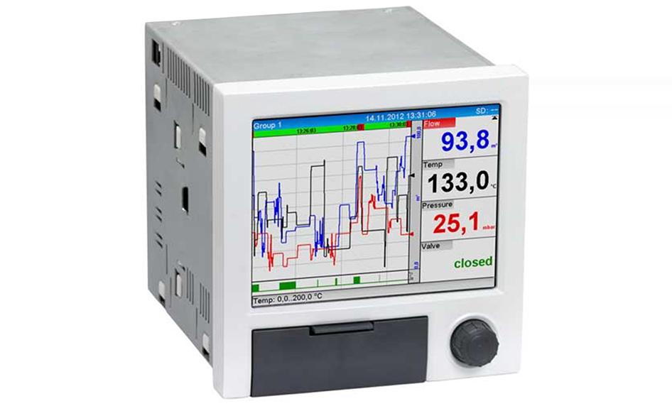 Enregistreurs de température modèles RSG 35 / RSG 40